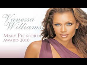 Vanessa Williams 2010 Mary Pickford Award Video